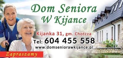 Dom Seniora w Kijance