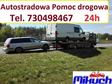 Pomoc Drogowa Konin Polska Europa 24h