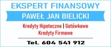 Ekspert Finansowy Paweł Jan Bielicki