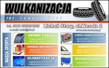 WULKANIZACJA - Janusz Bryl