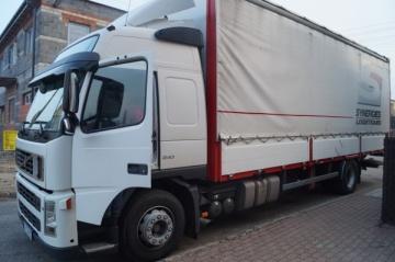 Usługi Transportowe Dariusz Kozłowski
