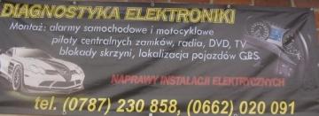 Serwis elektroniki samochodowej
