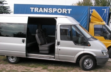"Usługi Transportowe ""ROGER"" Tristan Królikowski"