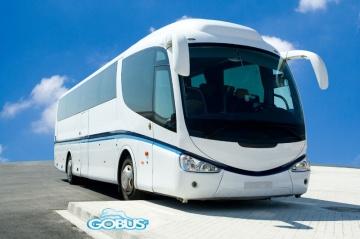 Autokar Konin wynajem busów Kalisz Koło Września