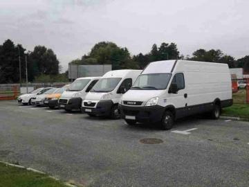 Wypożyczalnia pojazdów osobowych, dostawczych i ciężarowych