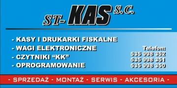 ST-KAS s.c. Kasy fiskalne