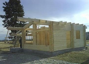 Timberlog-budowa domów drewnianych