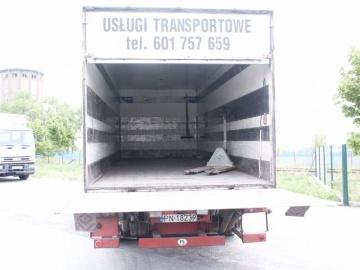 &39;&39;ROMEK&39;&39; Usługi transportowe Roman Miętkiewicz