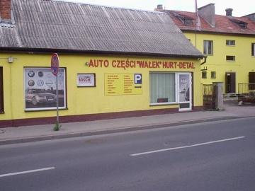 "Auto Czesci ""WAŁEK"" Hurt-Detal"