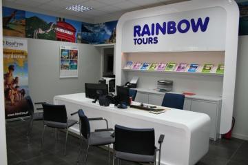 Salon Firmowy RAINBOW w Koninie