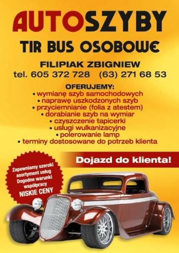 Auto-Szyby Zbigniew Filipiak
