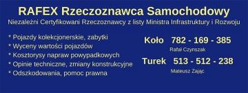 Mobilna Likwidacja Szkód Komunikacyjnych - RZECZOZNAWCA