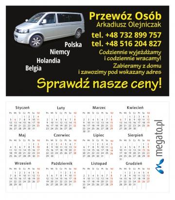 Przewóz Osób - Transport Osobowy Busami- CODZIENNIE!