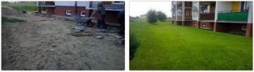 PERFEKT POSESJA - zakładanie ogrodów, prace ziemne, usługi koparko-ładowarką,