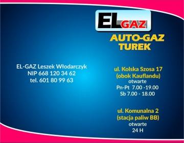 EL-GAZ Leszek Włodarczyk
