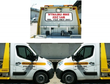 Van Chris Autolaweta i Usługi Transportowe