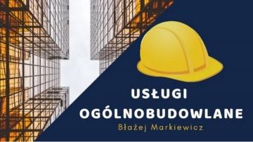 Błażej Markiewicz - Usługi budowlane Konin