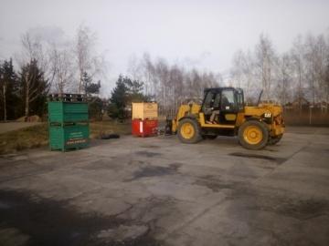 Ośrodek Szkoleń Orent - kursy na wózki widłowe, dźwigi, koparki i inne