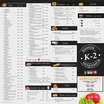 Pizzeria K-2 Kleczew