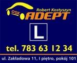 """Nauka Jazdy """"Osk Adept"""""""