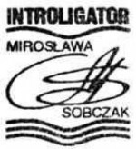 Usługi introligatorskie