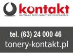 KONTAKT - Tonery, Tusze - dostawy dla firm
