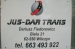 Jus-Dar Trans Dariusz Fiedorowicz