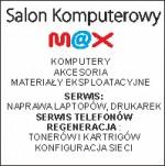 Salon Komputerowy M@X