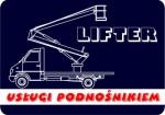 LIFTER Usługi Podnośnikiem