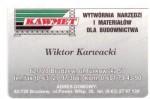 Kawmet - Wyt.,Narzędzi i Materiałów dla Budownictwa
