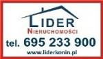 LIDER Nieruchomości - Biuro Obrotu Nieruchomościami