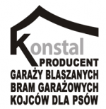 PPHU Konstal - producent garaży blaszanych