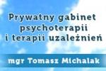 Gabinet Psychoterapii i Terapii Uzależnień mgr Tomasz Michalak