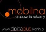 Mobilna Pracownia Reklamy AlpinaPlus Elżbieta Urbaniak
