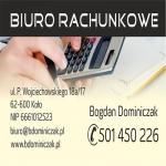 Biuro rachunkowe Bogdan Dominiczak