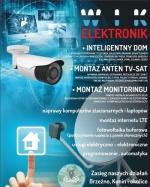 Wik Elektronik Montaż Anteny Sat Dvbt Monitoring Lte Serwis