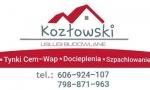 Usługi Budowlane Kozłowski
