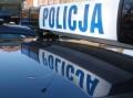 Policjanci przy pasach