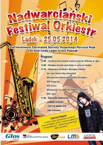 Nadwarciański festiwal orkiestr