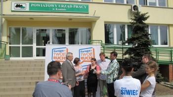 Kampanijny maraton Marka Siwca