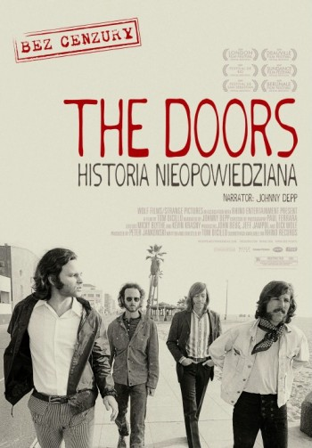 The Doors. Historia nieopowiedziana