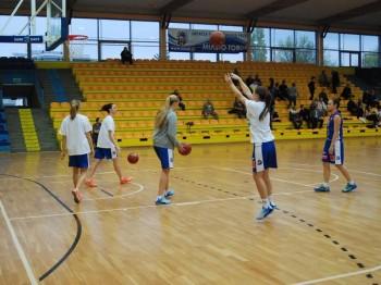 Basket gra w Toruniu (na żywo)