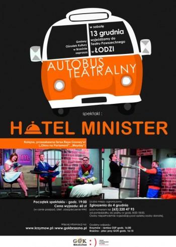 BRZEŹNO: Autobus Teatralny - 13 grudnia