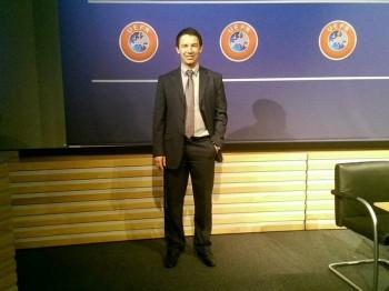 Finał Ligi Europy z udziałem trenera z Konina