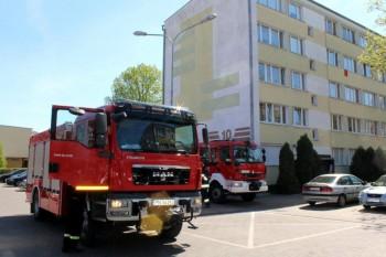 Wybuch gazu w mieszkaniu. Obeszło się bez ofiar