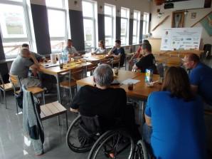 Podaj Dalej, Niepełnosprawni w szybowcach i paralotniach