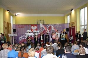 O wolnej Polsce opowiedzieli w specjalnym spektaklu