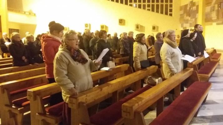 Niezwykły koncert pieśni patriotycznych w kościele św. M. Kolbe