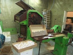 Nielegalna fabryka papierosów zlikwidowana w Turku