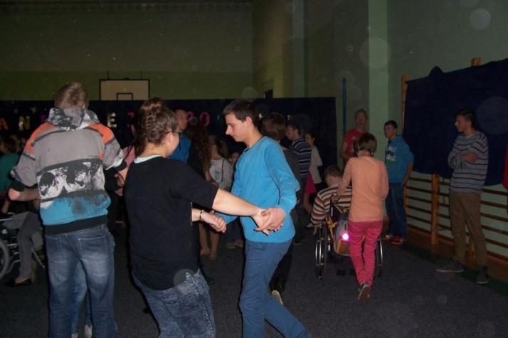 Młodzież z Konina i Rychwała bawiła się na Andrzejkach